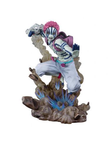 es::Demon Slayer: Kimetsu no Yaiba Estatua FiguartsZERO Akaza Upper Tree 18 cm