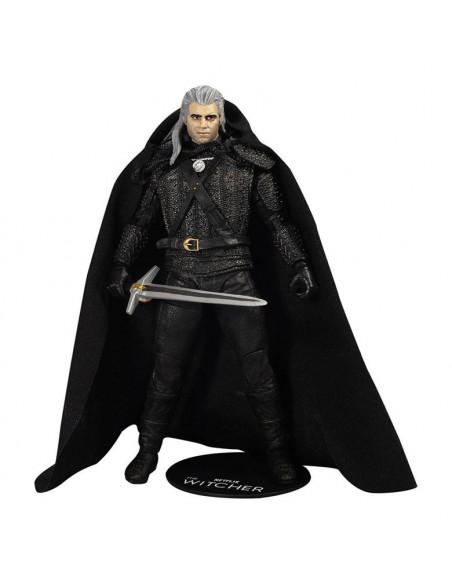 es::The Witcher Figura Geralt of Rivia 18 cm