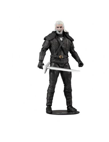 es::The Witcher Figura Geralt of Rivia Kikimora Battle 18 cm