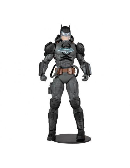 es::DC Multiverse Figura Batman Hazmat Suit 18 cm