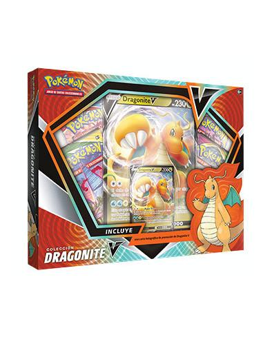 es::Pokémon JCC Caja Colección Dragonite V Inglés