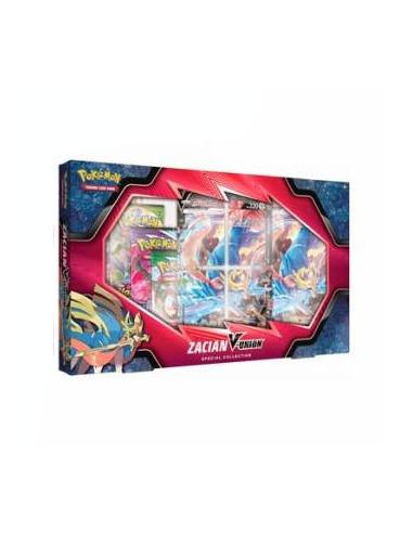 es::Pokémon JCC Caja Colección V-Union Zacian Inglés