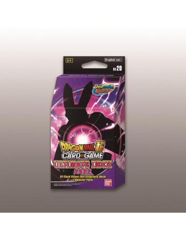 es::Dragon Ball Super Card Game Ultimate Deck 2022