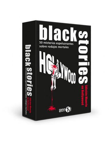 es::Black Stories: Muerte en Hollywood - Juego de cartas