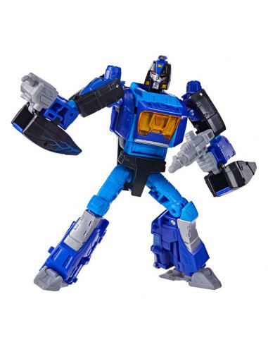 es::Transformers: Shattered Glass Deluxe Class Figura 2021 Blurr Exclusive 14 cm