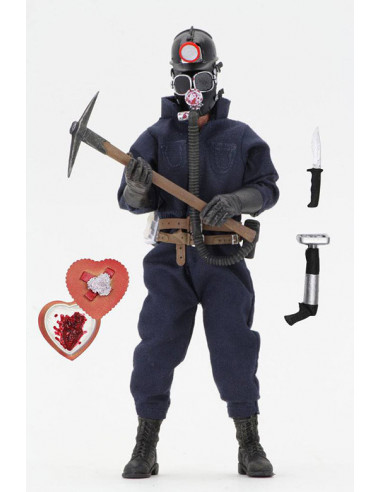 es::San Valentín sangriento Figura Retro The Miner 20 cm