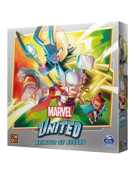 es::Relatos de Asgard - Marvel United