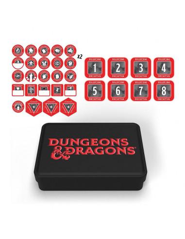 es::Dungeons & Dragons - Set de marcadores del Dungeon Master