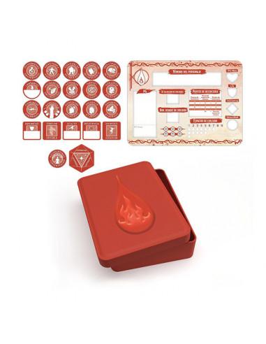 es::Dungeons & Dragons - Set de marcadores del Hechicero