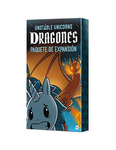 es::Unstable Unicorns Dragones - Paquete de expasión