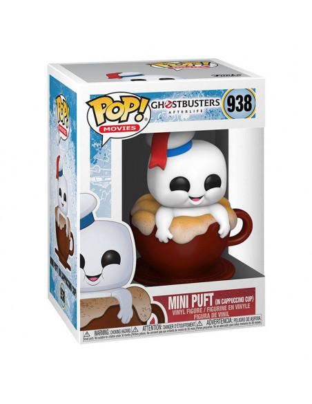 es::Los Cazafantasmas: Más Allá Funko POP! Mini Puff in Cappuccino Mug 9 cm