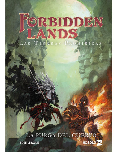 es::Forbidden Lands: La purga del Cuervo