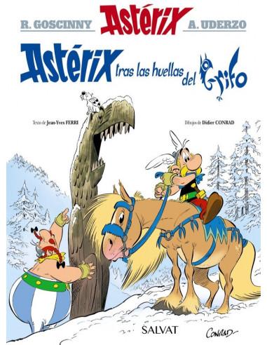 Astérix 39: Tras las huellas del Grifo
