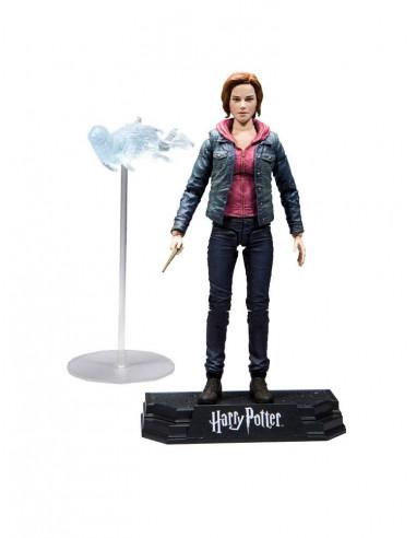 es::Harry Potter y las Reliquias de la Muerte: parte 2 Figura Hermione Granger 15 cm
