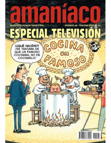 es::Amaníaco 48. Especial Televisión