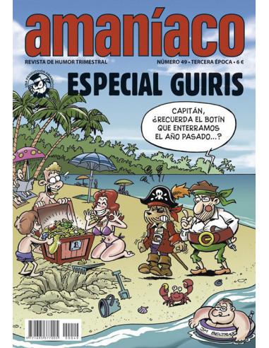 es::Amaníaco 49. Especial Guiris