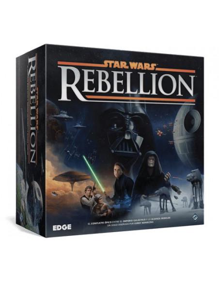 es::Star Wars Rebellion - Juego básico