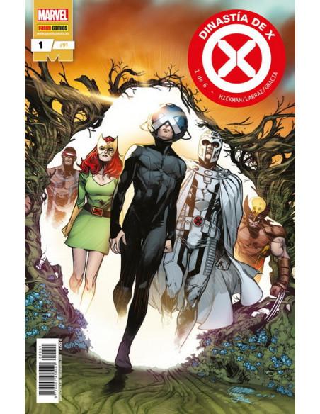 es::Dinastía de X 01 Edición especial