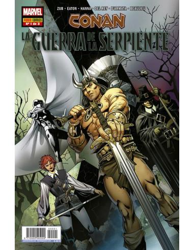 es::Conan: La Guerra de la Serpiente 01