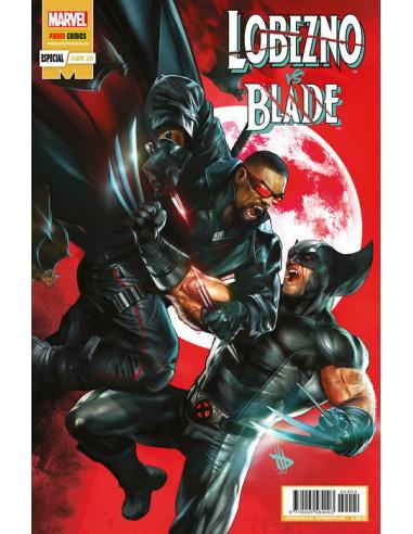 es::Lobezno Vs. Blade