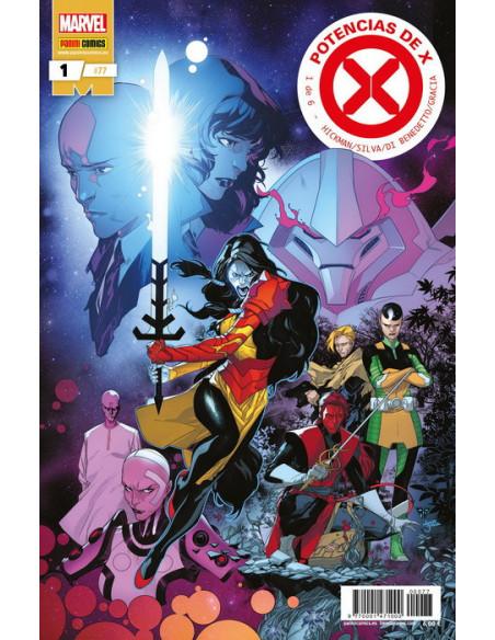 es::Potencias de X 01 Edición especial