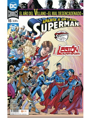 es::Superman 94/ 15. El año del villano