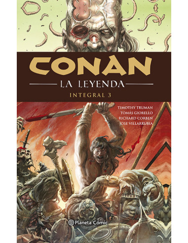 es::Conan La leyenda Integral 03 de 4