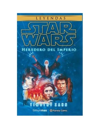 es::Star Wars: Heredero del Imperio Trilogía de Thrawn 1