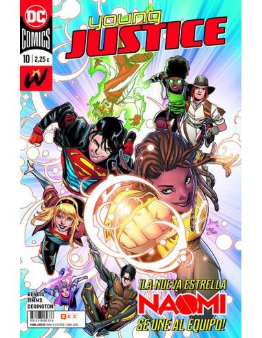 es::Young Justice 10