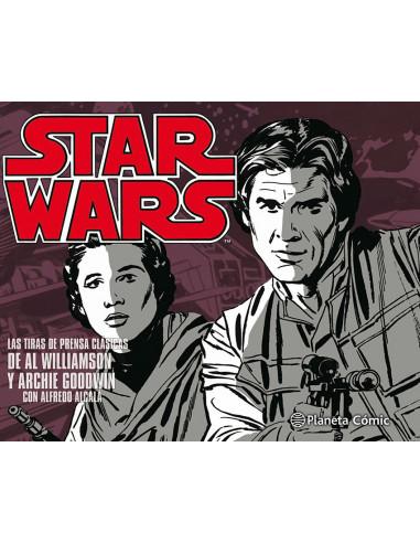es::Star Wars Tiras de prensa 02 de 3