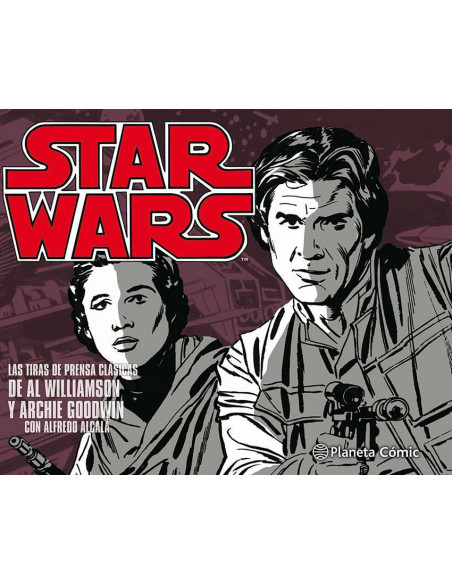 Star Wars Tiras de prensa 02 de 3-10