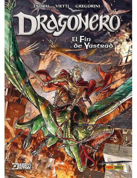 Dragonero 05. El fín de Yastrad-10