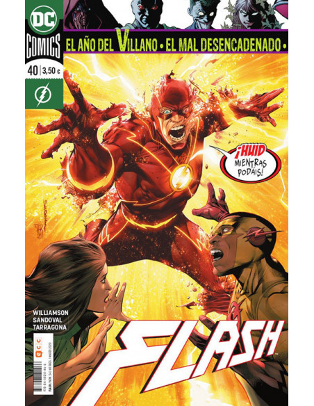 es::Flash 54/ 40. El año del Villano