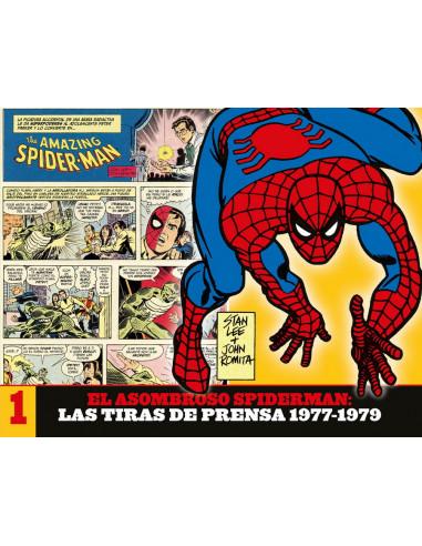 es::El Asombroso Spiderman: Las Tiras de Prensa 01