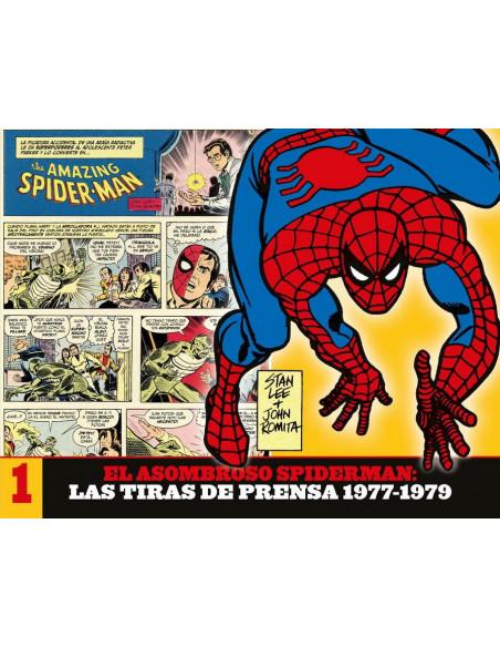 El Asombroso Spiderman: Las Tiras de Prensa 01-10