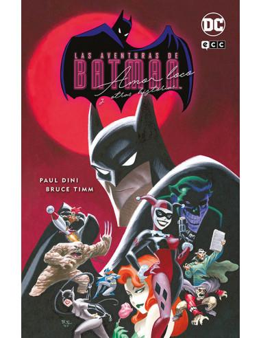 es::Batman: Amor loco y otras historias
