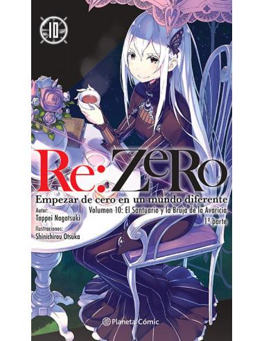 es::Re:Zero nº 10 novela
