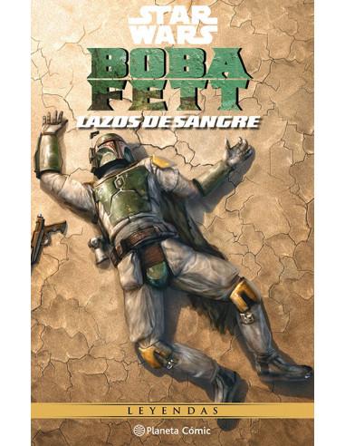 es::Star Wars Boba Fett lazos de sangre