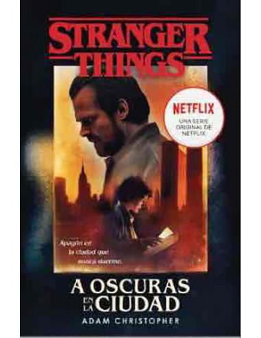 es::Stranger Things: A oscuras en la ciudad Bolsillo