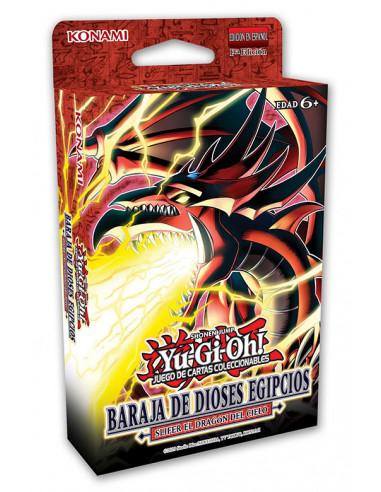 es::Yu-Gi-Oh! Baraja de Dioses Egipcios Slifer el Dragón del Cielo
