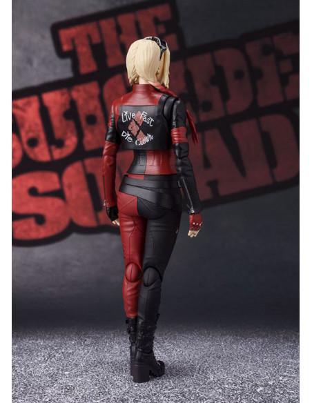 es::Escuadrón Suicida Figura S.H. Figuarts Harley Quinn 15 cm