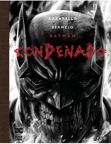 es::Batman: Condenado Edición Deluxe limitada en blanco y negro
