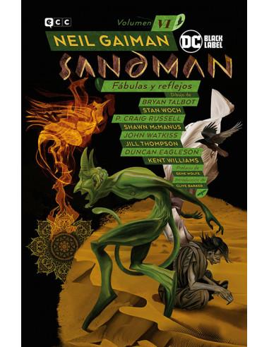 es::Biblioteca Sandman vol. 6: Fábulas y reflejos