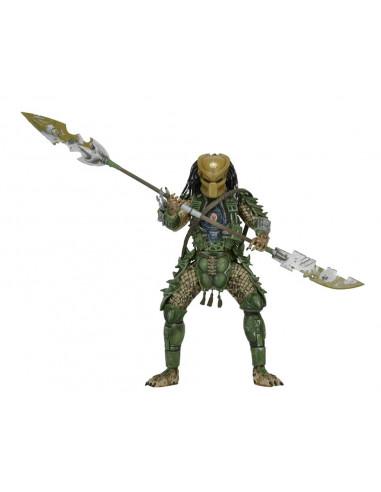 es::EMBALAJE DAÑADO. Predators Serie 18 Figura Broken Tusk Predator 18 cm.-0