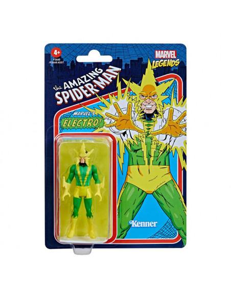 es::Marvel Legends Retro Figura Electro 10 cm-1