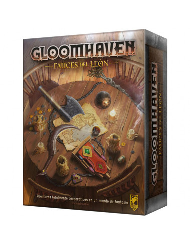 es::Gloomhaven Fauces del león-0