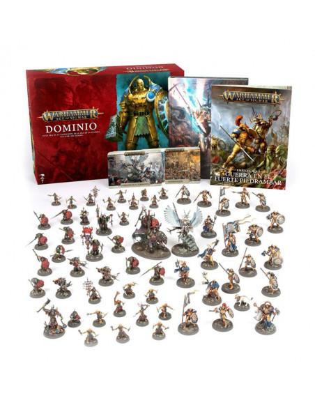 es::Warhammer Age of Sigmar: Dominio Castellano-0