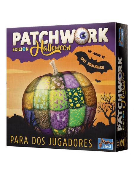es::Patchwork Halloween