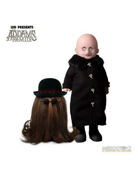 es::The Addams Family Living Dead Dolls Set de 2 Muñecas Fester & It 25 cm