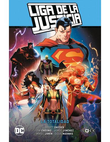 es::Liga de la Justicia vol. 01: La Totalidad LJ Saga – La Totalidad Parte 2